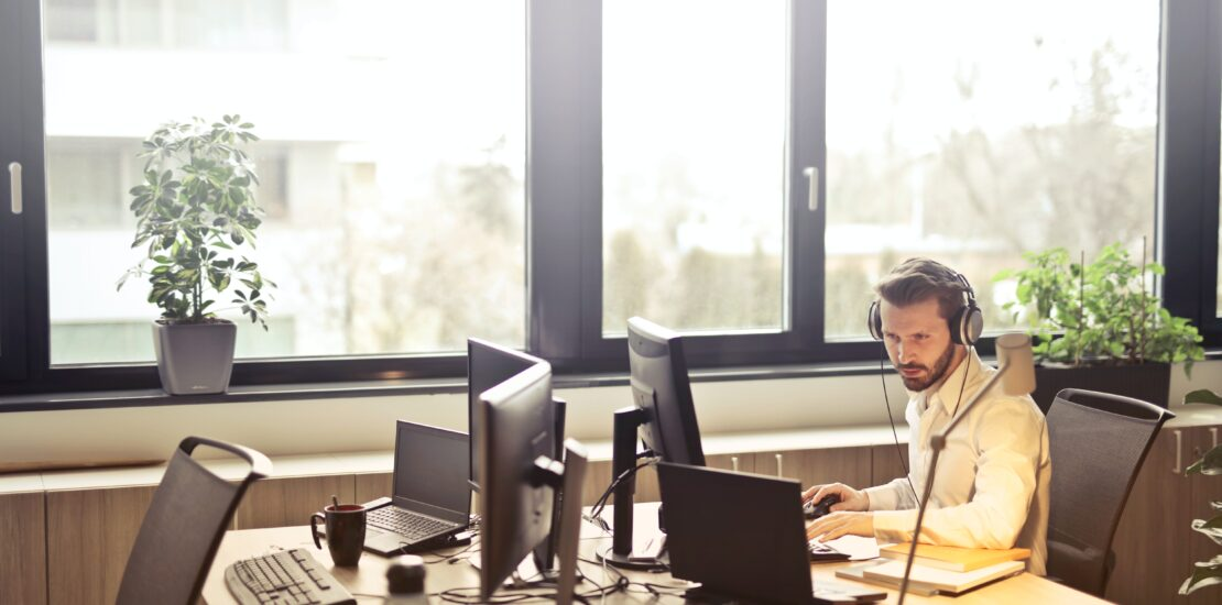 Stay fit in a desk job