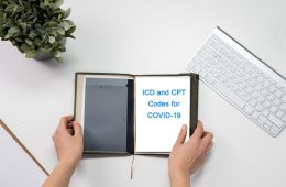 ICD and CPT Codes for COVID-19