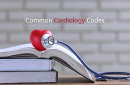 Common Cardiology Codes
